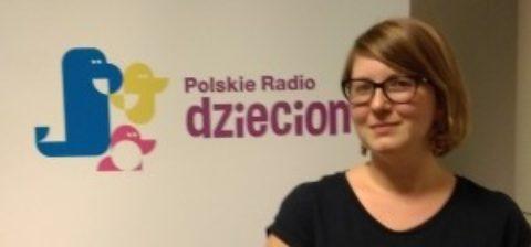 Rozmowa o rozwoju dziecka w Polskim Radiu Dzieciom:-)
