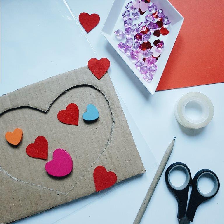 Jak przygotowac żelowe serce