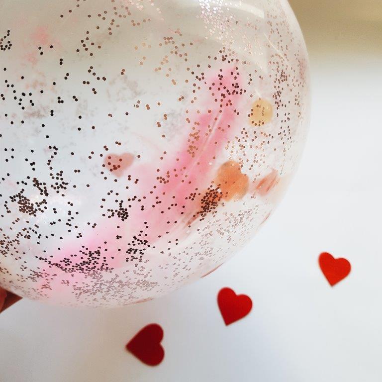 walentynkowe balony