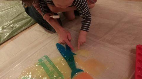 5 powodów, dlaczego warto wybrać się z maluchem na zajęcia multisensoryczne ?