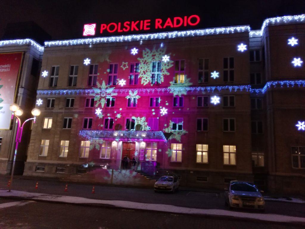 Audycja w Polskim Radio Dzieciom