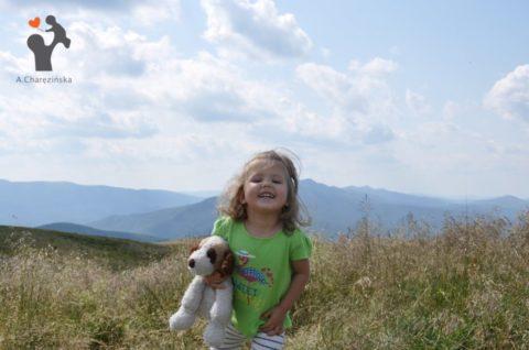 3 pomysły na przyjazne wakacje z dzieckiem/ wrażliwym dzieckiem ;-)