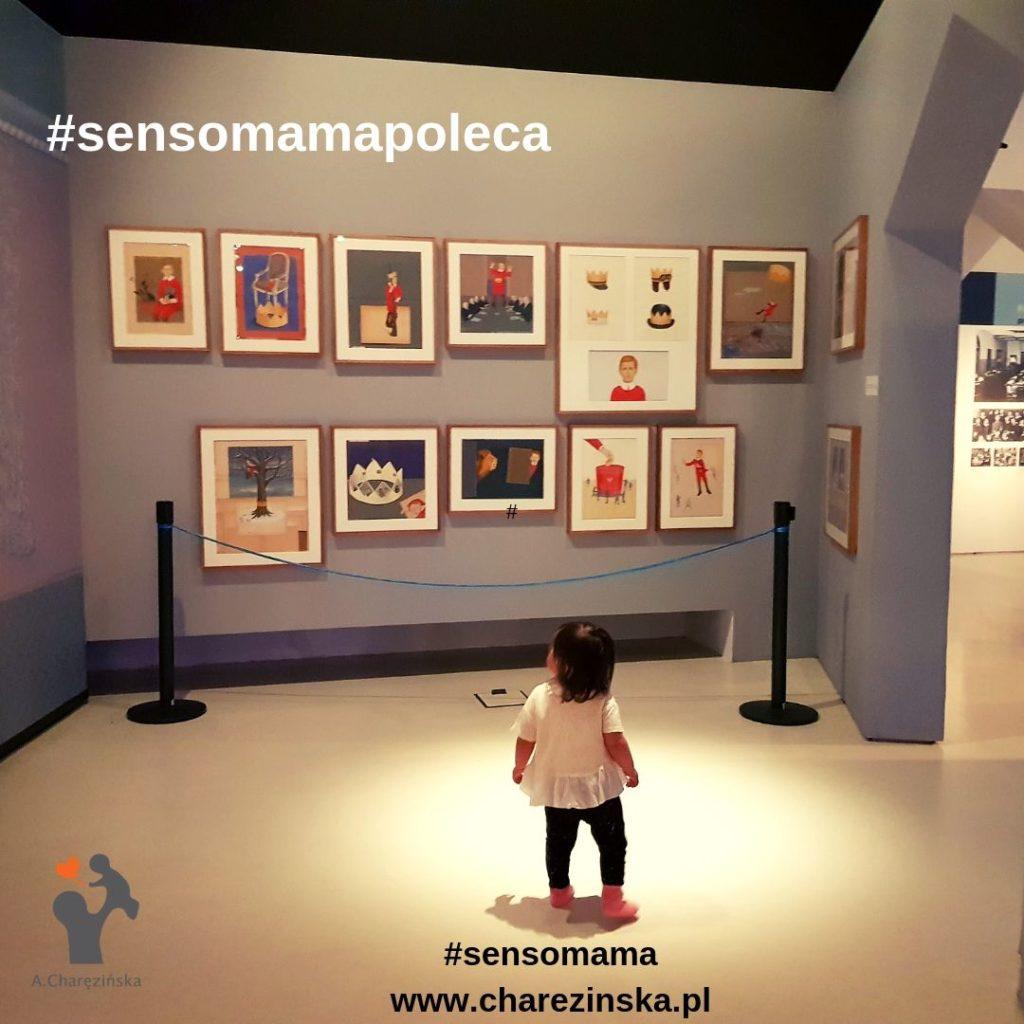 Sensomama poleca - FINISAŻ wystawy