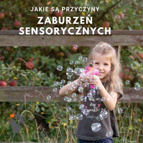 Skąd się biorą zaburzenia sensoryczne?