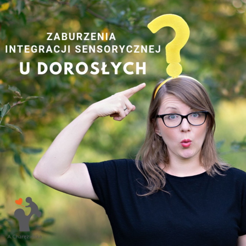 Zaburzenia Integracji Sensorycznej u dorosłych