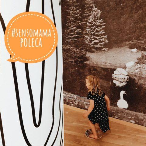 Sensomama poleca – wystawa  dla dzieci Praga Sensorycznie w Muzeum Pragi