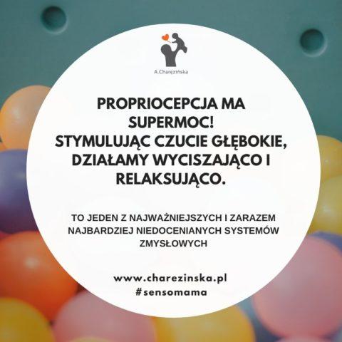 SUPERMOC PROPRIOCEPCJI !